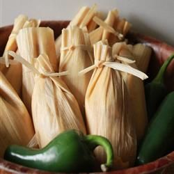 "Real Homemade Tamales | ""I have been looking for a tamale recipe ..."