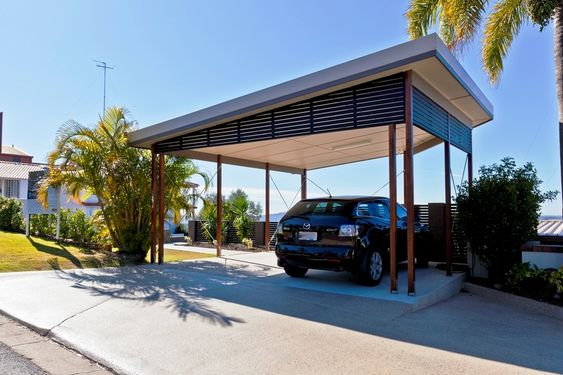 Best Colorbond Carport Cost Google Search House Pretty 400 x 300