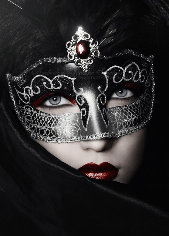 Masquerade Mystery by ~xKimJoanne: