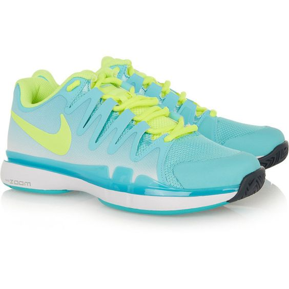Nike Zoom Vapor 9.5 Tour mesh and rubber tennis sneakers ($89 ...