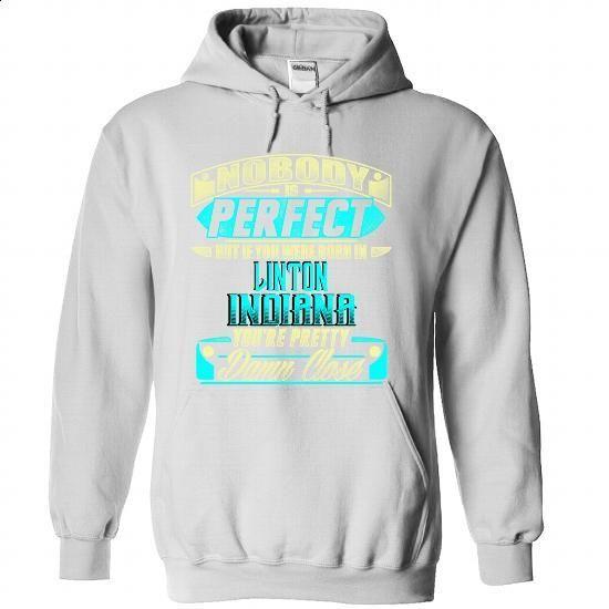 Born in LINTON-INDIANA P01 - #hoodies/sweatshirts #yellow sweater. I WANT THIS => https://www.sunfrog.com/States/Born-in-LINTON-2DINDIANA-P01-White-Hoodie.html?68278