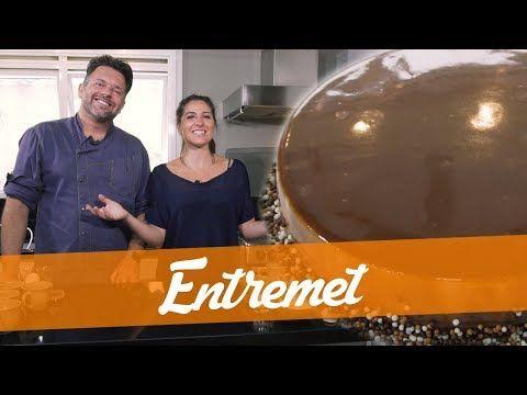 2 Entremet Receita Do Bake Off Brasil Youtube Com Imagens