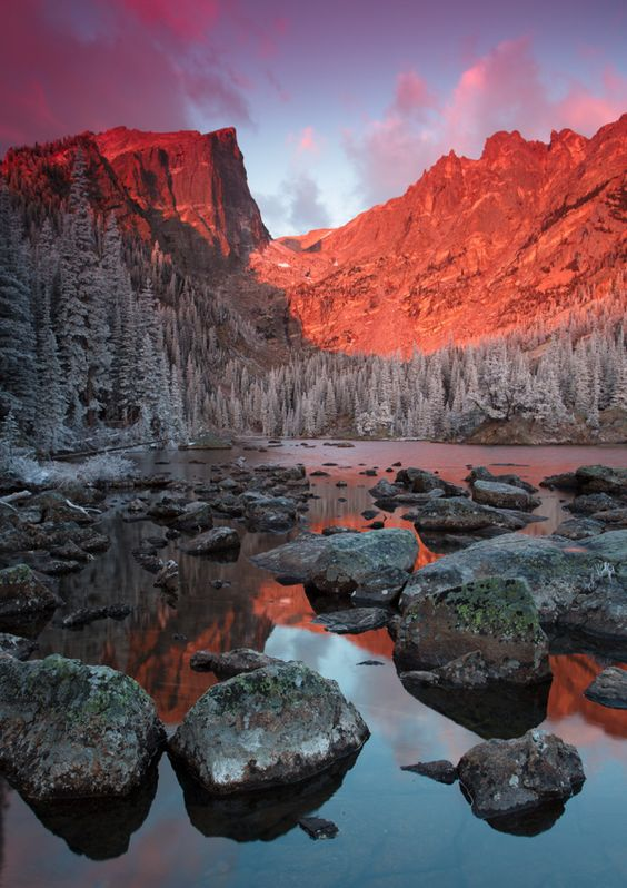 Parks Behance And Rocky Mountain National On Pinterest