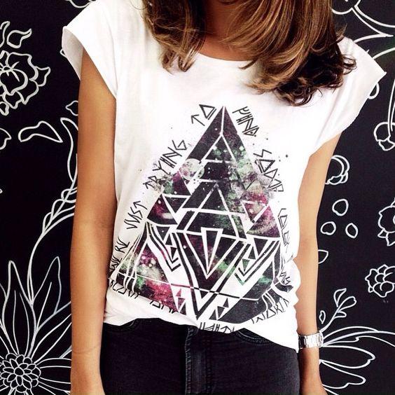 T-shirt do dia ❤️️ #myfreeroad #dressto
