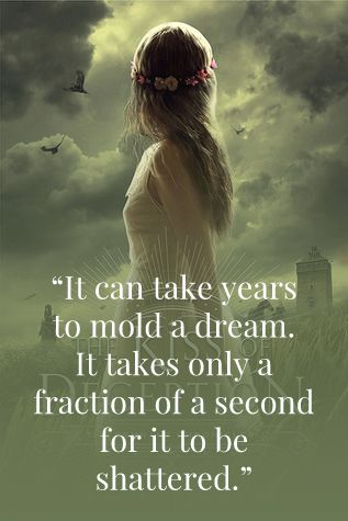 The Kiss of Deception by Mary E Pearson Genres - Adventure, Fantasy, Romance, Young Adult - book quote: