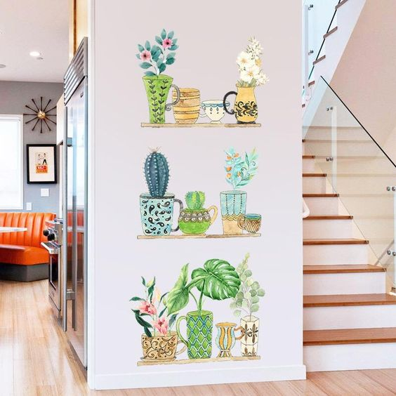 Plants Wall Decals – the treasure thrift