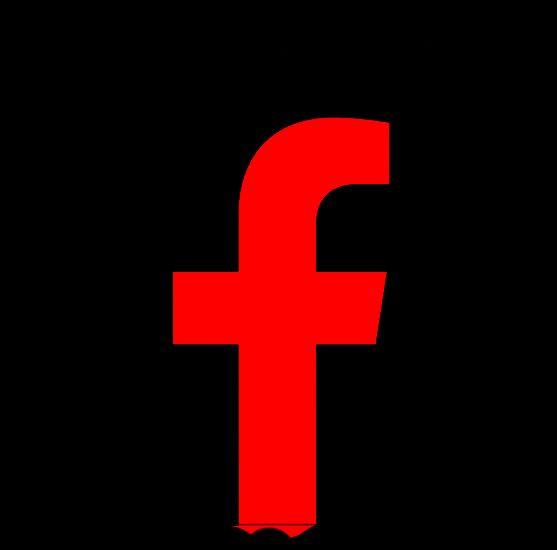 Red Facebook App Logo Facebook Facebook Icons Purple Wallpaper Iphone