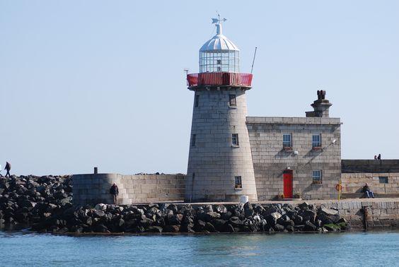 Ierland, Howth harbor