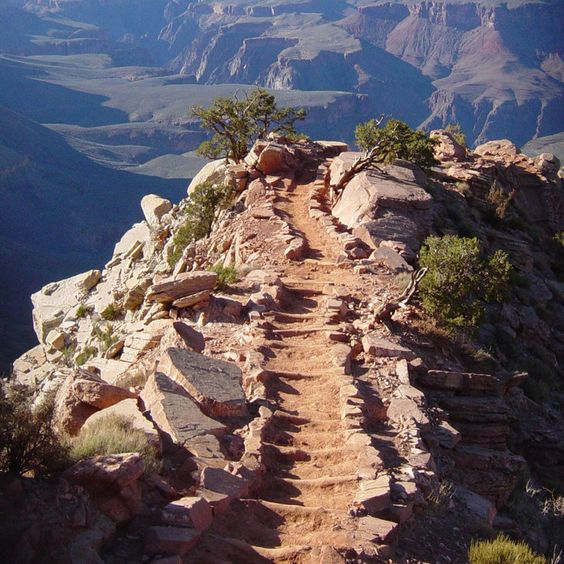 Grand Canyon National Park information - Sunset