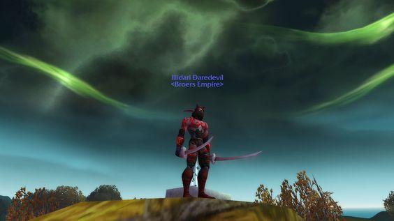 Daredevil [Leather] #worldofwarcraft #blizzard #Hearthstone #wow #Warcraft #BlizzardCS #gaming