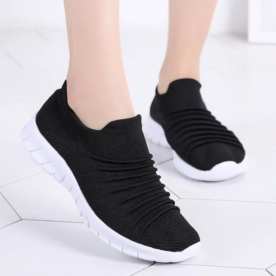 23 Casual Comfort Shoes That Will Make You Look Fabulous shoes womenshoes footwear shoestrends