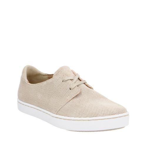 Leara Blend Sand Suede womens-casual-shoes