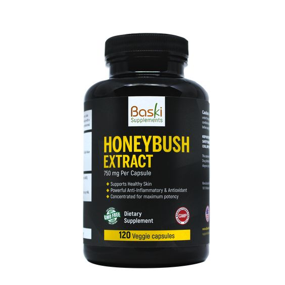 Honeybush Extract is natures remedy for skin inflammation.