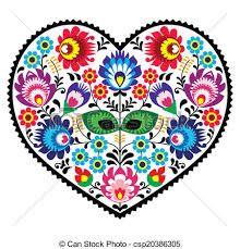 Resultado de imagen de bordado mexicano patrones
