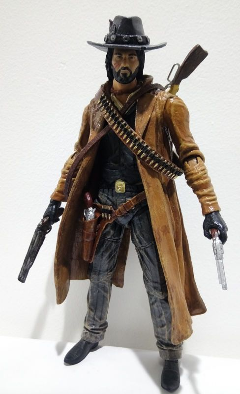 John Marston Duster Coat Outfit From Red Dead Redemption