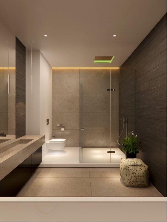 #bathroom tiles, shower, vanity, mirror, faucets, sanitaryware, #interiordesign, mosaics, modern, jacuzzi, bathtub, tempered glass, washbasins, shower panels #decorating 8 2