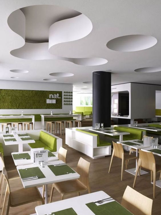 hotel interior design - rchitecture, Best onsiderations to Build Good Fast Food ...