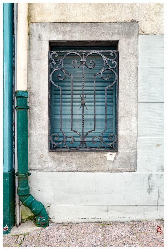 jarri mimram … bleu & vert, à Pau.