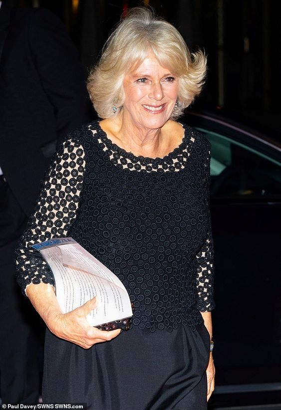 Camilla, The Duchess of Cornwall ♥