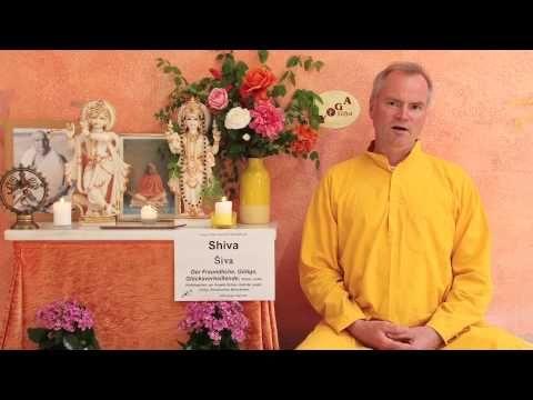 Shiva - Der Glückselige, Glücksverheißende - Hinduismus Wörterbuch - Yoga Vidya Community mein.yoga-vidya.de