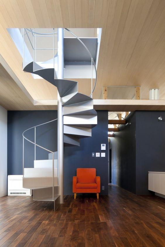 "RIBBON / Komada Architects' Office ❥""Hobby&Decor"" inspirações! | #hobbydecor #arquitetura #art #decor #interior #livng"