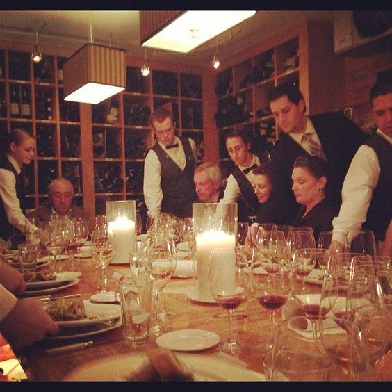 Wine Dinner - Photo by sarakavanaugh