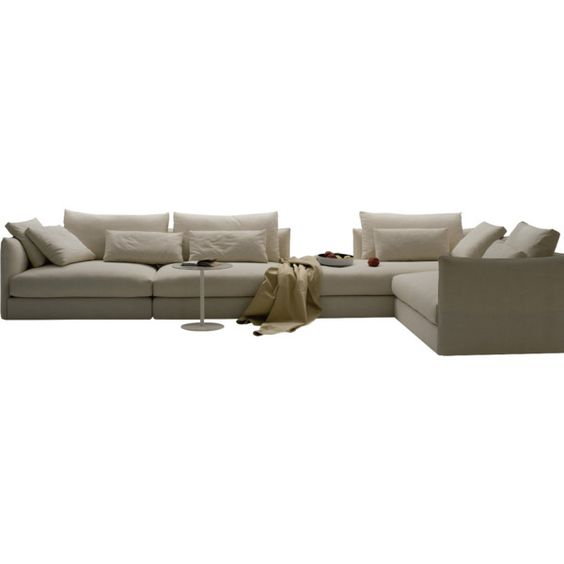 Era Sofa ❤ liked on Polyvore featuring home, furniture, sofas, tall back sofa, high back couch, high back sofa and highback sofa
