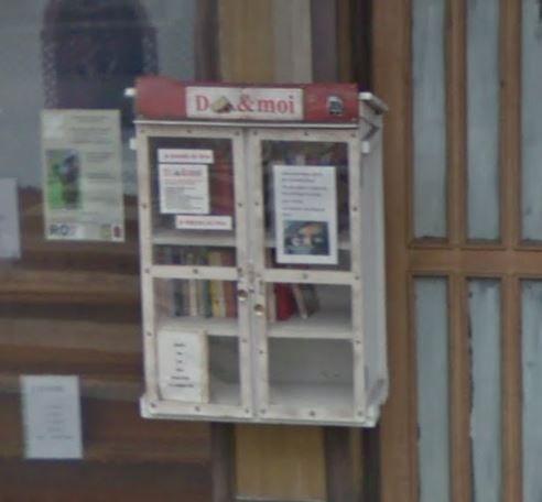 Boîte à lire Athus