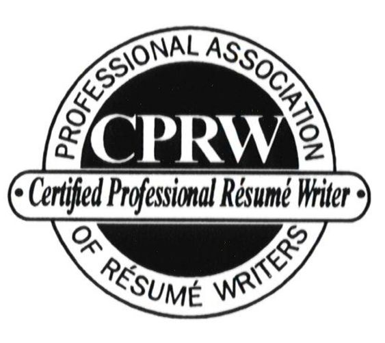 Certified Professional Resume Writer - Calgary, Alberta Awards - certified professional resume writer