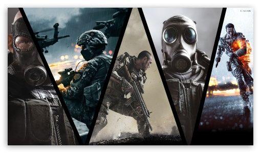 FPS gaming wallpaper