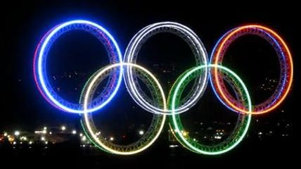 The Olympic Rings soo cool
