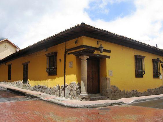 Casa de la Candelaria. Bogotá, Colombia | Flickr - Photo Sharing!
