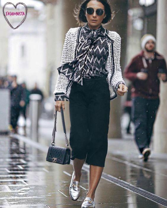 Trend Alert: Gola laço (estilo fashionista) | luvmay.com.br |