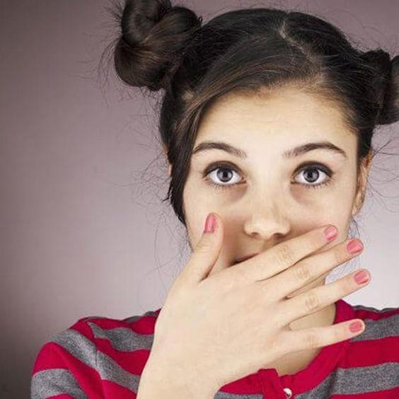 7 strange ways to remove bad breath