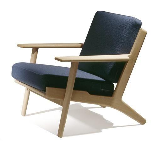 hans wegner and lounges on pinterest. Black Bedroom Furniture Sets. Home Design Ideas