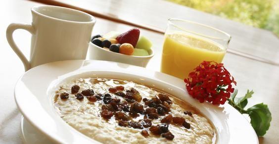 alternative alla colazione con cappuccino e brioche