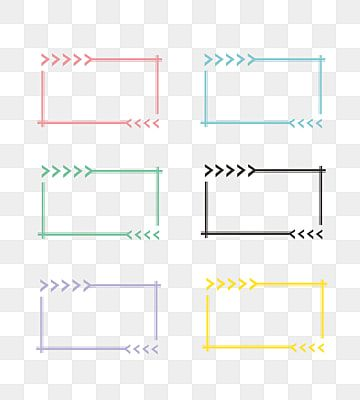 Frame Photo Frame Colored Border Photo Clipart Arrow Border Frame Png Transparent Image And Clipart For Free Download Graphic Design Images Frame Clipart Photo Frame Design