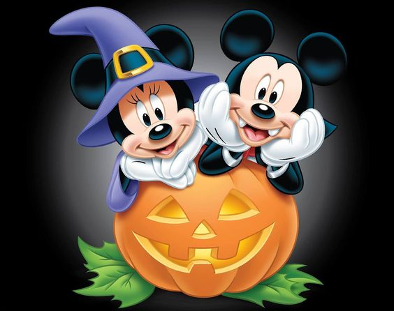 Image result for Mickey halloween
