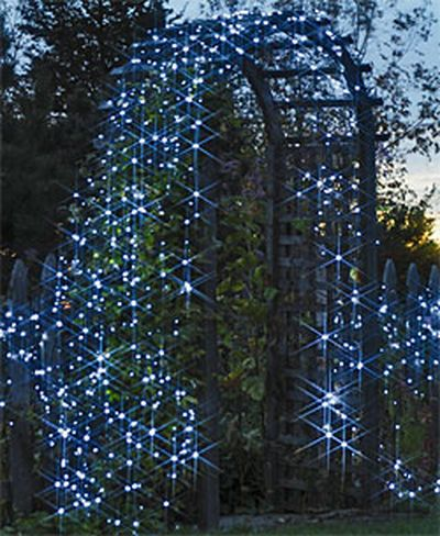 Create a Garden That Glows at Night