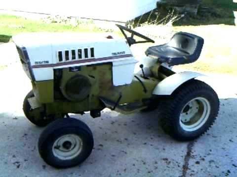Vintage Sears Garden Tractor Garden Tractor Tractors