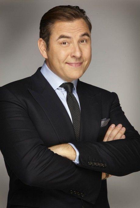 David Walliams----Actor----- Dinner for Schmucks, Britains Got Talent Judge----Handsome, Funny