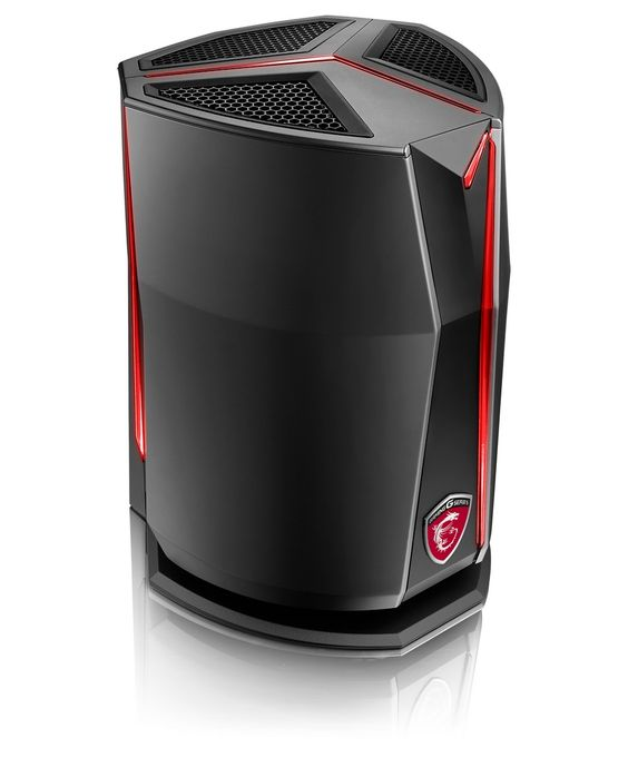 Msi Vortex Gaming Pc Gaming Futuristic Design Id Design