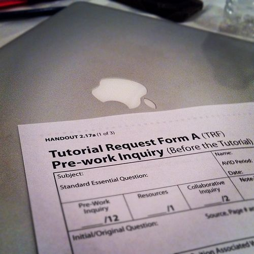 Avid Tutorial Request Form Many people feel this is most - avid tutorial request form