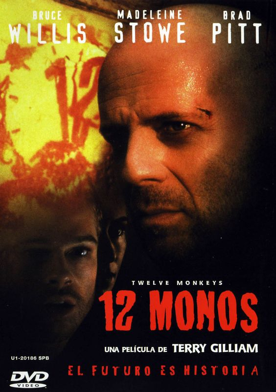 terry gilliams twelve monkeys essay Mr gilliam, who has embarked on a cross-country promotional jaunt for 12 monkeys, will remain in this country to attend the jan 6 opening of a retrospective of his work at the american museum.