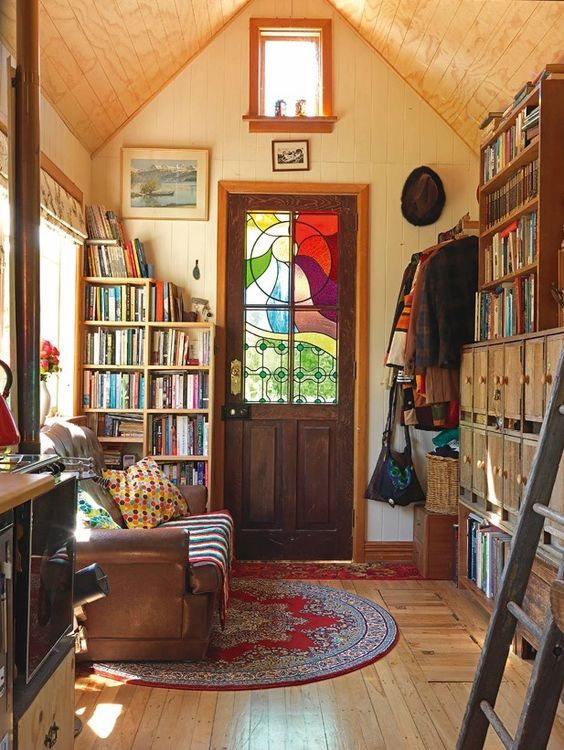 Lily's 150 Sq. Ft. Tiny House on Wheels in New Zealand: