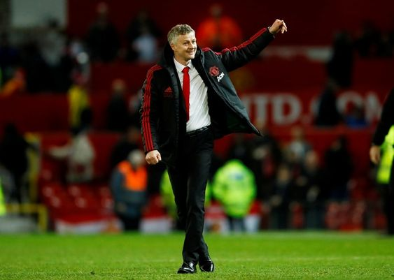 The Manchester United welcomed their new manager Ole Gunnar Solskjaer