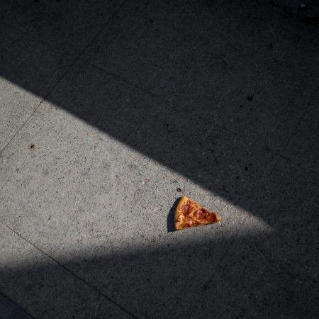 Pizz Art dans les rues de Los Angeles Photo