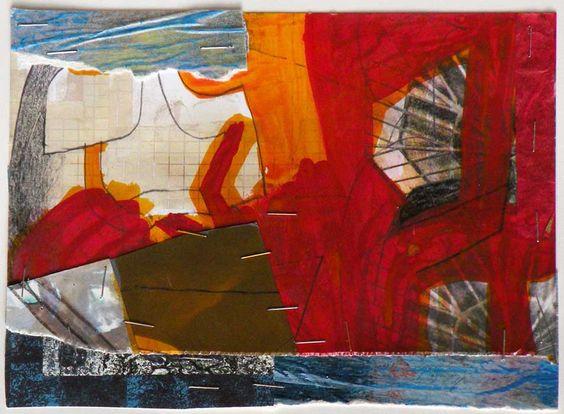 "Jay Zerbe, 2010 #34 6.25x8.75"""