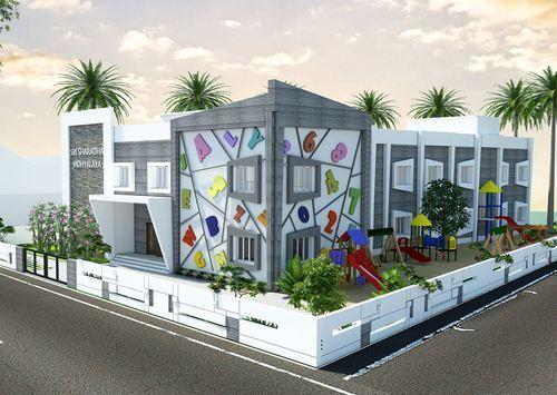 Architect For Institute In Ahmedabad Architect For Institute In Gujarat Interior Design For Schools In Ahmedabad Architect Architect Design Playground Design