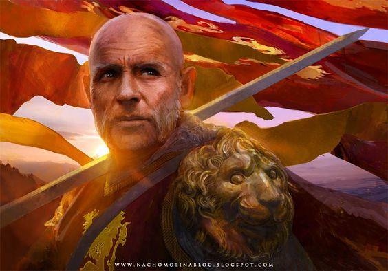 Tywin Lannister - Nacho Molina
